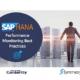 SAP HANA Webinar