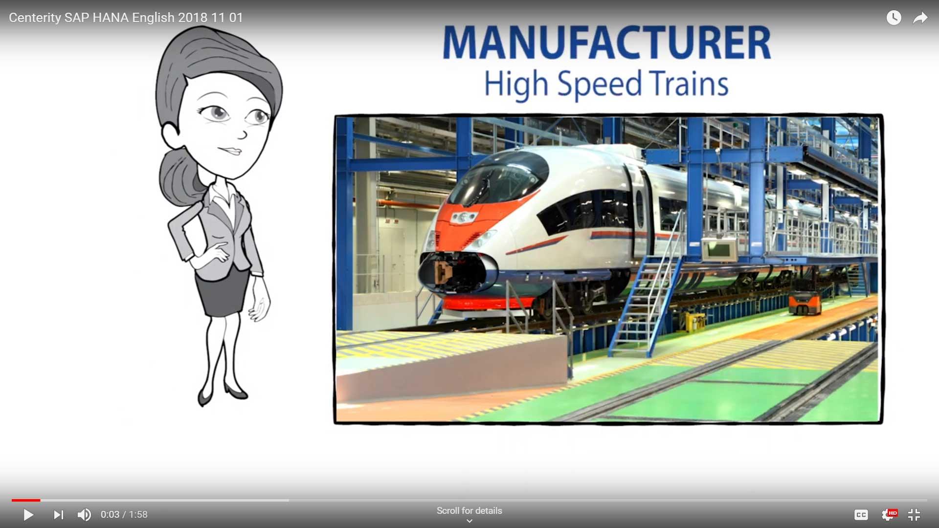 Video – Ensuring High Performance for SAP HANA